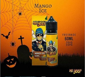 LÍQUIDO - MANGO ICE - MR.YOOP