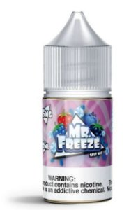 LÍQUIDO NIC SALT NICOTINE - MR. FREEZE - BERRY FROST