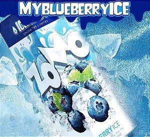 LÍQUIDO ZOMO MY BLUEBERRY ICE BURST