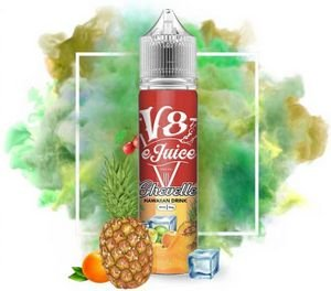LÍQUIDO V8 E-JUICE - HAWAIIAN DRINK - CHEVELLE