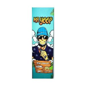 Líquido Mint vanilla - Mr. Yoop Salt Nic