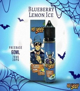 LÍQUIDO MR.YOOP - BLUEBERRY LEMON ICE *PROMOÇÃO BLACK FRIDAY*