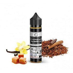 Líquido Butterscotch Reserve - Creamy RY4 - Tobacco - Glas