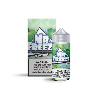 E-Liquid Mr. Freeze - Apple Frost