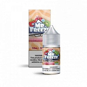 Líquido Strawberry Kiwi Pomegranate - Frost - Mr. Freeze SaltNic