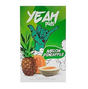 PODs (cartucho) c/ Líquidos P/ JUUL Melon Pineapple YEAH