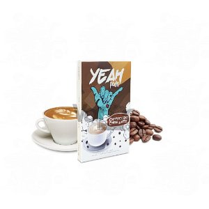 PODs (cartucho) c/ Líquidos P/ JUUL Cappuccino Caffe Latte YEAH