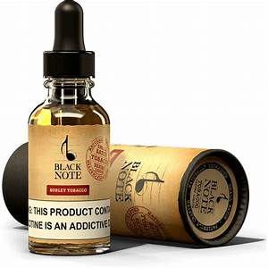 E-Liquid Black Note - Burley (Forte)
