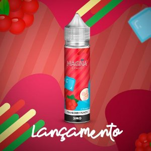 E-LIQUIDO MAGNA E-LIQUID CRANBERRY PUNCH ICE 60ML