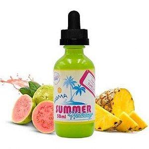E-Liquid Dinner Lady - SUMMER HOLIDAYS - Guava Sunrise