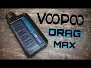 Kit Pod Drag Max VooPoo