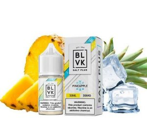 LÍQUIDO BLVK SALT PLUS - PINEAPPLE