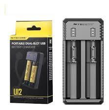 Carregador UI2 - USB - Nitecore