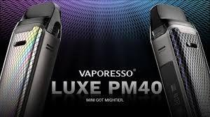 KIT POD LUXE PM40 1800MAH - VAPORESSO