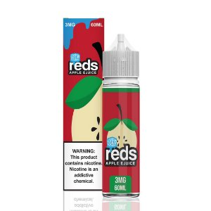 LÍQUIDO REDS APPLE EJUICE APPLE - ICED