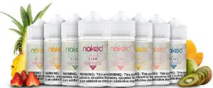 COMBO 3 LÍQUIDOS NAKED 100 DE 0MG E 3MG - 180ML