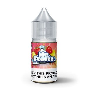 LÍQUIDO STRAWBERRY FROST NIC SALT - MR. FREEZE