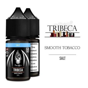 LÍQUIDO SMOOTH TOBACCO TRIBECA SALT - HALO