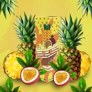LÍQUIDO MIX FRUIT PINEAPPLE PASSION FRUIT - YOOP