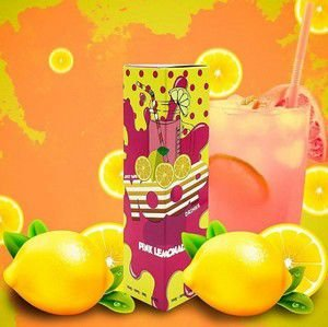 LÍQUIDO DRINKS PINK LEMONADE - YOOP