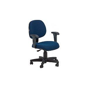 Cadeira Secretária Giratoria Executiva Com Lamina De Aço