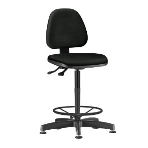 Cadeira Caixa Sem braços Com Regulagem do Encosto