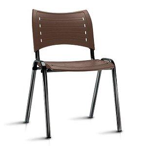 Cadeira Iso Fixa Marrom