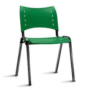 Cadeira Em Polipropileno Iso Fixa Verde