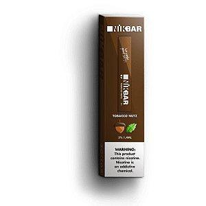 Pod Descartável - Tabacco Nutz - 5% - 300 Puff - NikBar