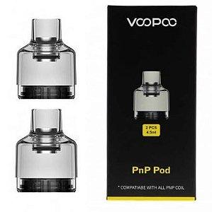 Cartucho - Pnp Pod - (Sem Coil) - 4,5ml - Voopoo