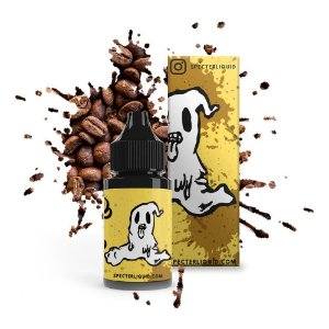 Líquido Nicsalt - Coffee Time - Specter - 30ml