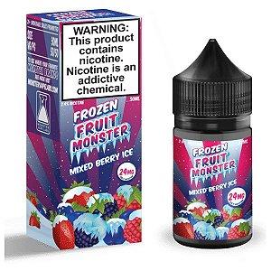 Líquido Nicsalt - Mixed Berry Ice Frozen Fruit Monster - 30ml