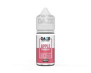 Liquido Nicsalt - Strawberry - Red's Apple E-Juice - 7 DAZE SALT - 30mL