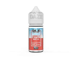 Liquido Nicsalt - ICED Guava - Red's Apple E-Juice - 7 Daze SALT - 30mL