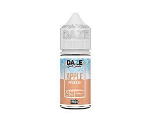 Liquido Nicsalt - ICED Peach - Red's Apple E-Juice - 7 DAZE SALT - 30mL