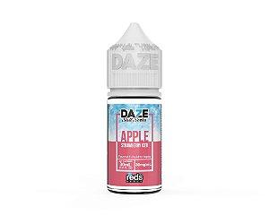 Liquido Nicsalt - ICED Strawberry - Red's Apple E-Juice - 7 DAZE SALT - 30mL