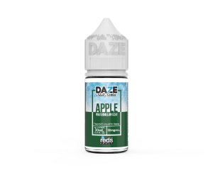 Liquido Nicsalt - ICED Watermelon - Red's Apple E-Juice - 7 Daze SALT - 30mL