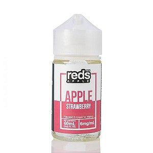 Strawberry - Red's Apple E-Juice - 7 Daze - 60mL