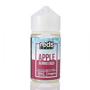 ICED Berries - Red's Apple E-Juice - 7 Daze - 60mL