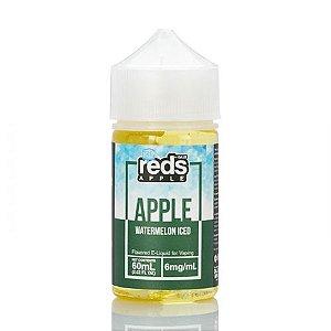ICED Watermelon - Red's Apple E-Juice - 7 Daze - 60mL