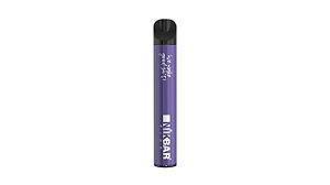 Pod Descartável - Blueberry Ice - 5% - Plus - 600 Puff - NikBar