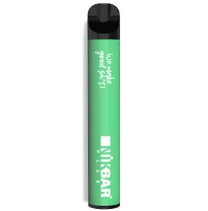 Pod Descartável - Cool Mint - 5% - Plus - 600 Puff - NikBar