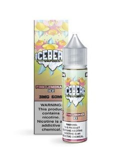 Pink Lemonade Ice - Iceberg - 100ml