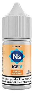 Líquido NicSalt Fresh Squeeze Ice - Element - 30ml