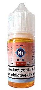 Líquido NicSalt - Day Break Ice - Element - 30ml