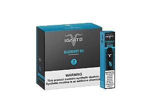 Pod Descartável –  Blueberry Ice – V15 – 1500 Puff – Ignite