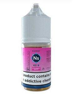 Líquido NicSalt- Strawberry Guava- Element - 30ml