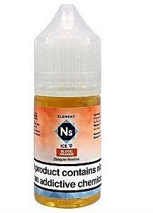 Líquido NicSalt Blood Orange - Element - 30ml