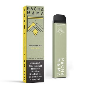 Pod Descartável - Pineapple Ice - 1200 Puff - Pachamama