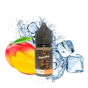 Líquido Salt Nicotine - Sensation - Mango - Nic Salt - 30ml